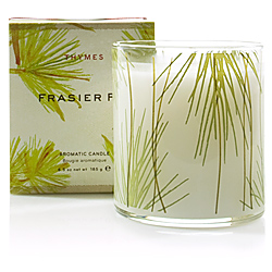 frasier fur candle